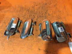 Ручка двери на Toyota Chaser JZX90