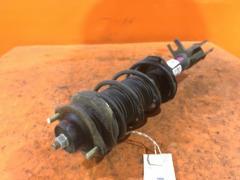Стойка амортизатора на Subaru Stella RN1 EN07, Заднее Левое расположение
