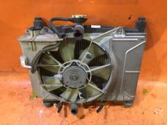 Радиатор ДВС на Toyota Vitz SCP10 1SZ-FE