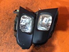 Туманка бамперная на Subaru Sambar TV2 11014
