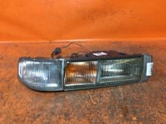 Туманка бамперная на Nissan Cedric MY33 2169, Левое расположение