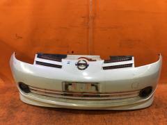 Бампер на Nissan Note E11 02B2704, Переднее расположение