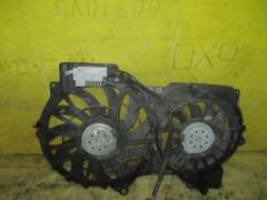 Вентилятор радиатора ДВС на Audi A6 BDW