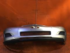 Бампер на Toyota Avensis AZT250, Переднее расположение