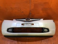 Бампер на Honda Fit GE6 P3726, Переднее расположение