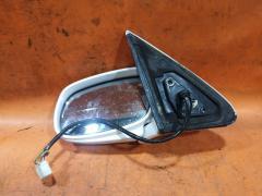 Зеркало двери боковой на Toyota Cresta JZX90, Левое расположение