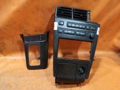 Консоль магнитофона на Toyota Cresta JZX90