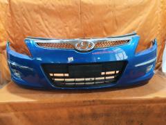 Бампер на Hyundai I30 FD 101-1306 865112L310  863512L000  863522L000  865612L010  922012L000  922022L000, Переднее расположение
