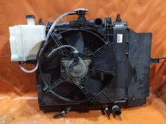 Радиатор ДВС на Nissan March AK12 CR12DE