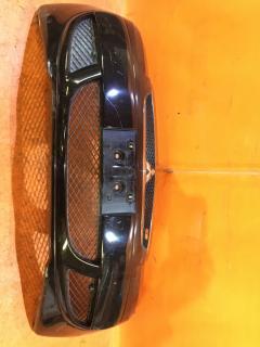 Бампер на Mitsubishi Colt Z27A, Переднее расположение