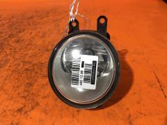 Туманка бамперная A044633 на Toyota Ractis NCP100 Фото 1