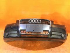 Бампер на Audi A4 8E 8E0807105AGRU  8E0807241CGRU  8E0807819  8E0807820  8E0853651J  8E0955275EGRU  8E0955276EGRU, Переднее расположение