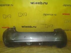 Бампер на Nissan Note E12 85022 3VA0H, Заднее расположение