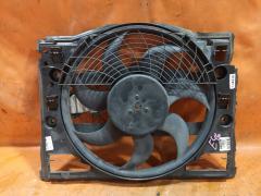 Диффузор радиатора на Bmw 3series E46 M54