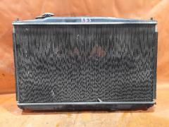 Радиатор ДВС на Honda Odyssey RB3 K24A