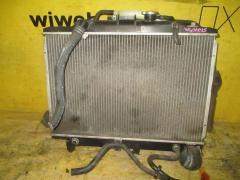 Радиатор ДВС на Nissan Caravan VWME25 ZD30DDTI