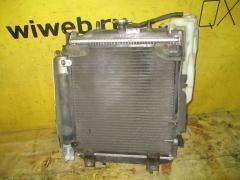 Радиатор ДВС на Toyota Duet M100A EJ-VE