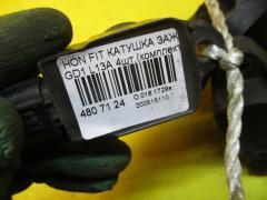 Катушка зажигания на Honda Fit GD1 L13A Фото 2