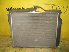 Радиатор ДВС на Toyota Hiace TRH124B 1TR-FE