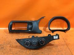 Блок управления климатконтроля на Toyota Vitz NSP130 1NR-FE
