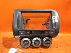 Консоль магнитофона на Honda Fit GD1