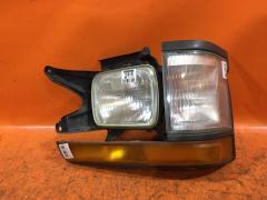 Лампа-фара на Toyota Hiace RZH133V XL88, Левое расположение