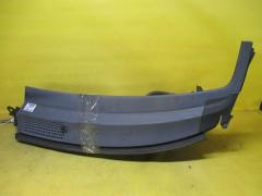 Решетка под лобовое стекло на Honda Fit GD2