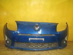 Бампер на Renault Twingo 021714, Переднее расположение