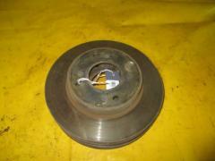 Тормозной диск на Nissan Bluebird Sylphy QG10 QG18DE, Переднее расположение