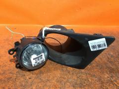 Туманка бамперная на Suzuki Sx4 YC11S 021714, Левое расположение