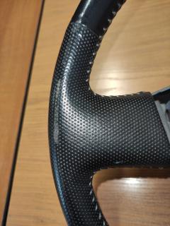 Руль на Honda Fit GD1 Фото 4