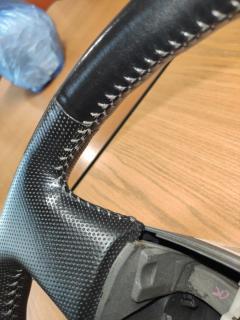 Руль на Honda Fit GD1 Фото 6