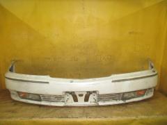 Бампер на Nissan Cima FGY33 114-63425 62022-6P000, Переднее расположение