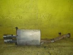 Глушитель на Honda Prelude BB6 H22A