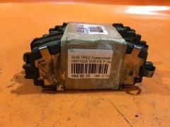 Тормозные колодки на Subaru Trezia NSP120X 1NR-FE, Переднее расположение