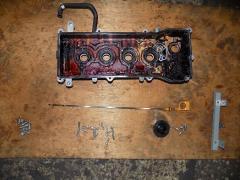 Двигатель на Nissan March AK12 CR12DE Фото 9