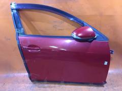 Дверь боковая на Mazda Axela BLEFW, Переднее Правое расположение