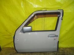 Дверь боковая на Nissan Rasheen RFNB14, Переднее Левое расположение
