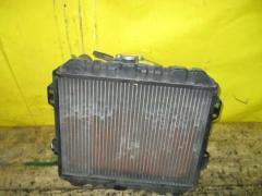Радиатор ДВС на Suzuki Jimny JA11V F6AT