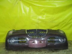 Бампер на Nissan March AK12 A1001 62022-1A6, Переднее расположение