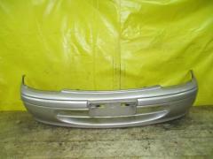 Бампер на Nissan March K11 62022-72B40, Переднее расположение