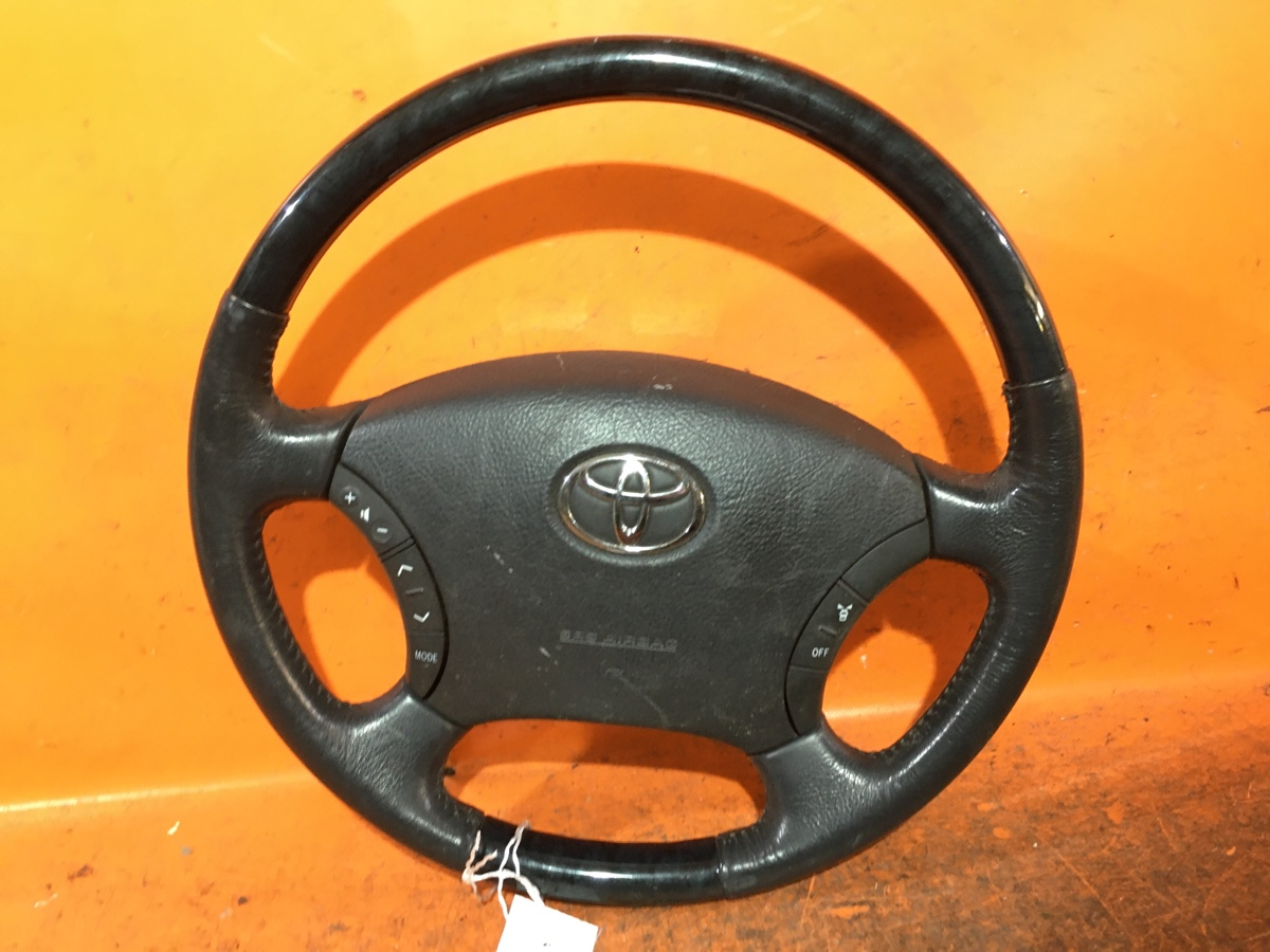 Руль на Toyota Alphard ANH10W Фото 1