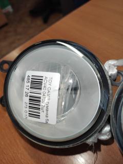 Туманка бамперная 04709 на Toyota Camry ACV40 Фото 4