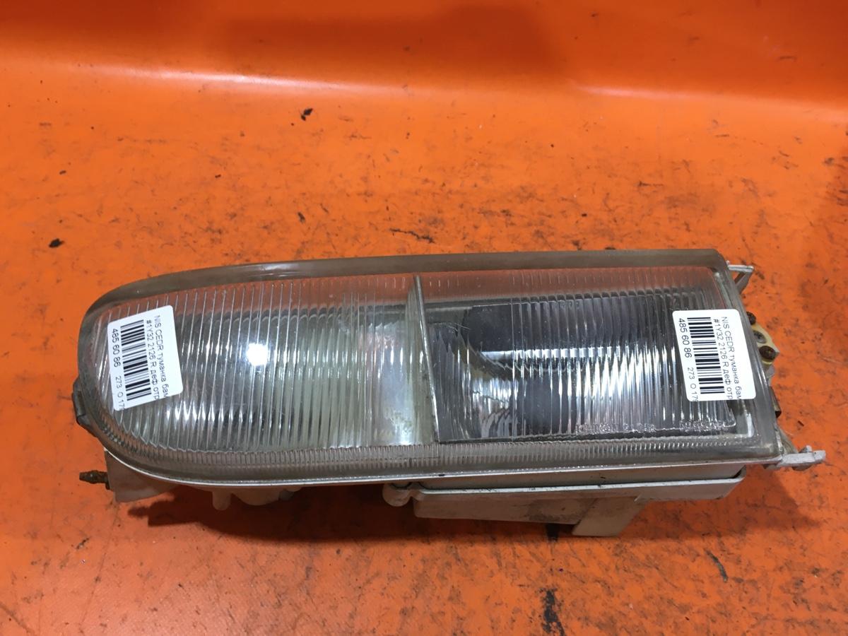 Туманка бамперная 2126 на Nissan Cedric Y32 Фото 1