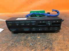 Блок управления климатконтроля на Toyota Crown GS131 1G-GZE