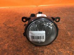Туманка бамперная на Toyota Ractis NCP100 021714