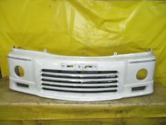 Бампер на Nissan Presage U30, Переднее расположение