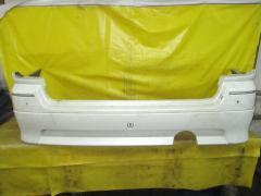 Бампер на Nissan Presage U30 85022AD040, Заднее расположение