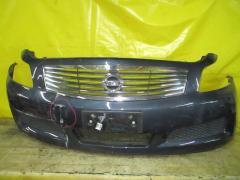 Бампер на Nissan Skyline V36 62022JK60H, Переднее расположение
