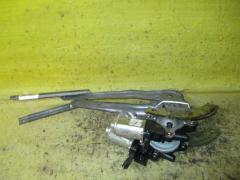 Стеклоподъемный механизм на Nissan Sunny FB15 48т.км 48т.км 82730-4M401/82731-4M401, Заднее расположение